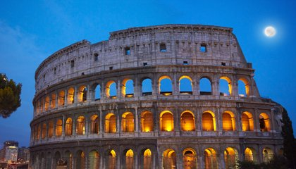 The Colosseum Was a Housing Complex in Medieval Times