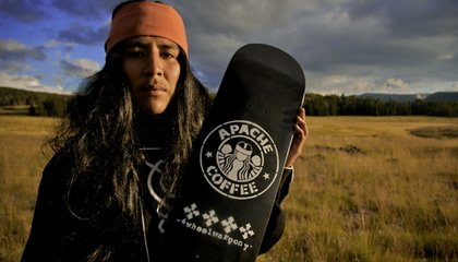 """""""Ramp It Up: Skateboard Culture in Native America"""" Opens Friday"""