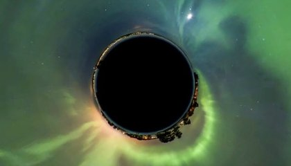 This Is the Coolest Way to Watch the Northern Lights (Without Going to the Arctic)