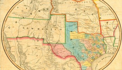 For More Than 150 Years, Texas Has Had the Power to Secede…From Itself