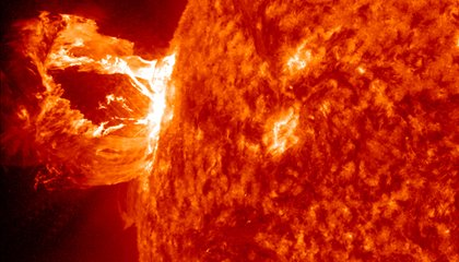 The Solar Storm That Nearly Set the Cold War Ablaze