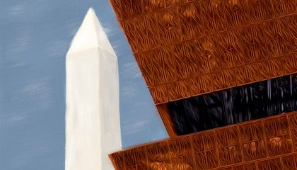National Museum of African American History and Culture Illustration