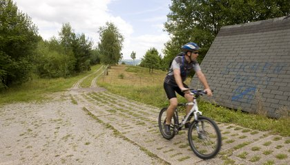 Cycle Through History on the Iron Curtain Trail