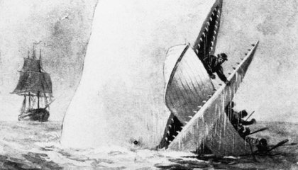 Why Does Moby-Dick (Sometimes) Have a Hyphen?