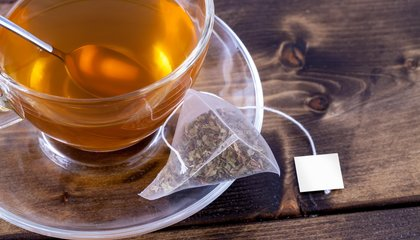 Ever Wonder Who Invented The Tea Bag?