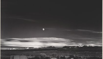 New Exhibition Shares Rare Ansel Adams Photos of the American West