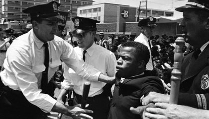 John Lewis' Arrest Records Are Finally Uncovered