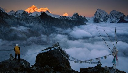 Mountaineers Are Taking a New Route Up Everest
