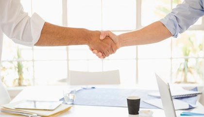 This Might Be Why Handshaking Evolved