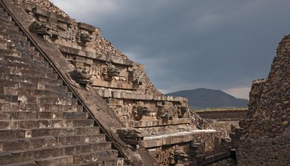 A Secret Tunnel Found in Mexico May Finally Solve the Mysteries of Teotihuacán