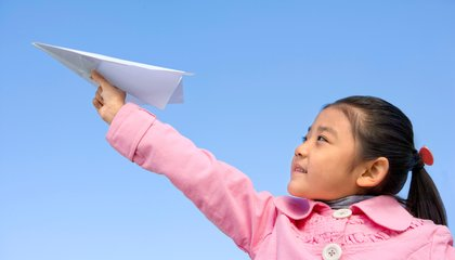 How to Fold a World Record-Setting Paper Airplane