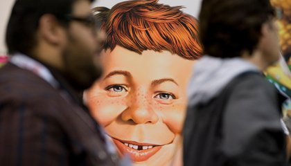 MAD Magazine's Iconic Alfred E. Neuman Turns 60 This Year