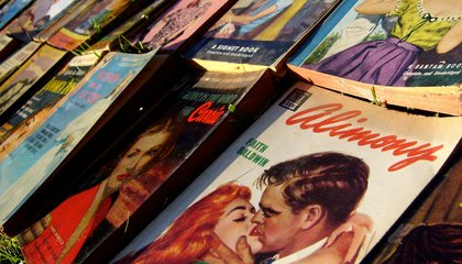 Why Can't Romance Novels Get Any Love?