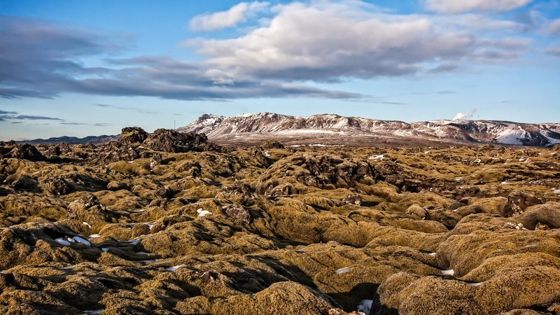 Some of the most dramatic uplift is found in Iceland.