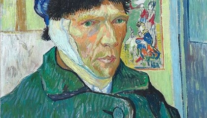 Van Gogh Cut Off a Lot More Than His Earlobe