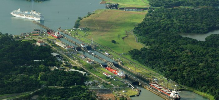 A Cruise of Panama and Costa Rica <p>Explore Costa Rica&#39;s natural wonders and cruise the mighty locks and waterways of the&nbsp;Panama Canal during a day-time transit, plus meet&nbsp;with scientists at the Smithsonian Tropical Research Institute.</p>