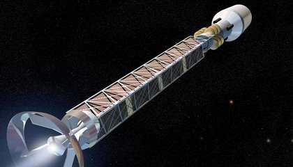 Breakthrough in Antimatter Physics Has Some Dreaming of Starships
