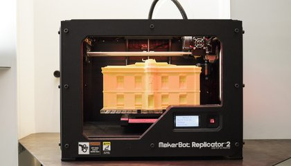 How Fast Can You Print Out a Building?