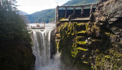Removing a Dam Can Be a Net Win for the Planet
