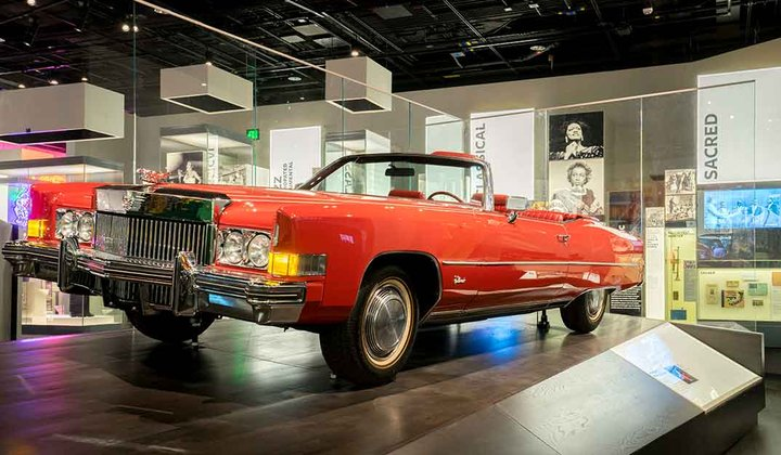 How Chuck Berry's Cadillac Came to the Smithsonian