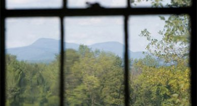 Herman Melville completed his opus, Moby-Dick, in the shadow of Mount Greylock