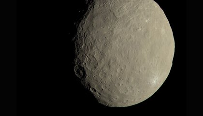 Organic Material Found on Ceres Hints at Potential for Life