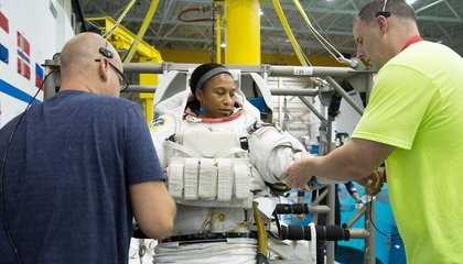 The International Space Station Will Finally Welcome a Black Astronaut