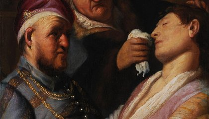 Early Rembrandt Found in Basement Goes On Display