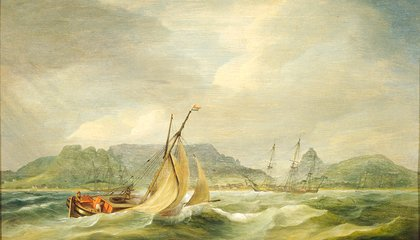 Smithsonian to Receive Artifacts From Sunken 18th-Century Slave Ship