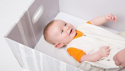 The Finnish Baby Box Is Becoming Popular Around the World