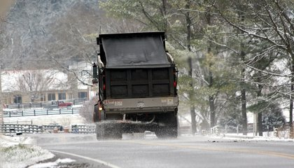 What Happens to All the Salt We Dump On the Roads?