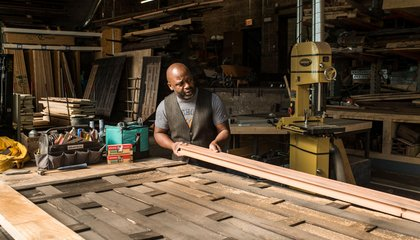 How Theaster Gates Is Revitalizing Chicago's South Side, One Vacant Building at a Time