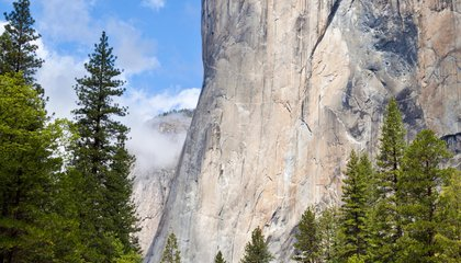 Two Climbers Made It Up El Capitan Via an Impossibly Vertical Wall