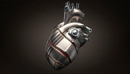 Help for the Brokenhearted: Wearable, Biosynthetic and 'Beatless' Artificial Hearts