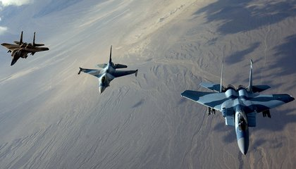 The Outrageous Adolescence of the F-16