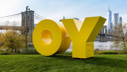 Does This Brooklyn Sculpture Say 'Oy'?