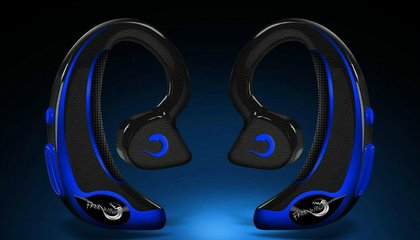 These Ear Buds Will Play Music and Track Your Heart Rate