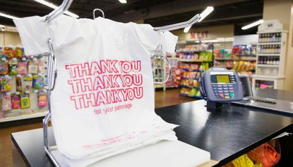 Why Charging for Plastic Bags Makes People Give Them Up