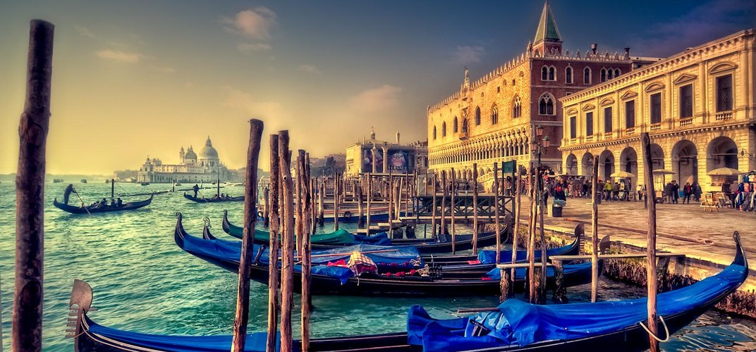 Magical Venice. Credit: Nora De Angelli