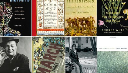 Increase and Diffuse Knowledge for the Holidays With These Smithsonian Curated Books