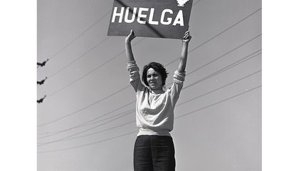 The Farmworker's Champion Dolores Huerta Receives Her Due, Even as the Struggle for Justice Continues