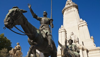Spain Begins to Search for Cervantes' Bones