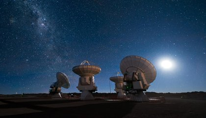 The Odds That We're the Only Advanced Species in the Galaxy Are One in 60 Billion