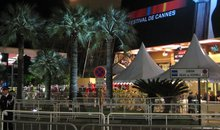 Preparations are underway for the opening of the Cannes Film Festival on May 13