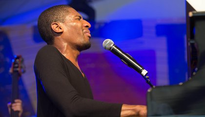 "Why Jon Batiste Is the Perfect Choice to Be the ""Late Night"" Bandleader"