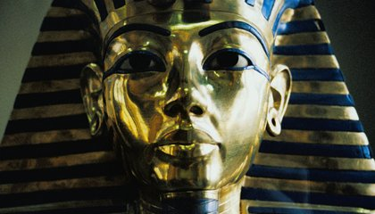 Egyptian Museum Employees Face Fines for Botched Repair on King Tut's Mask