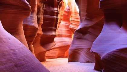 Shimmy Through the World's Most Spectacular Slot Canyons