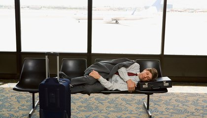 Your Microbes Get Jet Lagged, Too