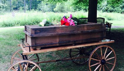 Could the Funeral of the Future Help Heal the Environment?
