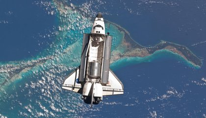 Ask the Astronaut: Why wasn't the space shuttle built out of titanium?